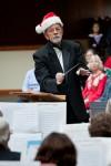 Don Clough, director emeritus, credit Flint Journal / Griffin Moores