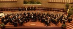The Flint Symphonic Wind Ensemble in its Concert Series home: Flint Central Church of the Nazarene