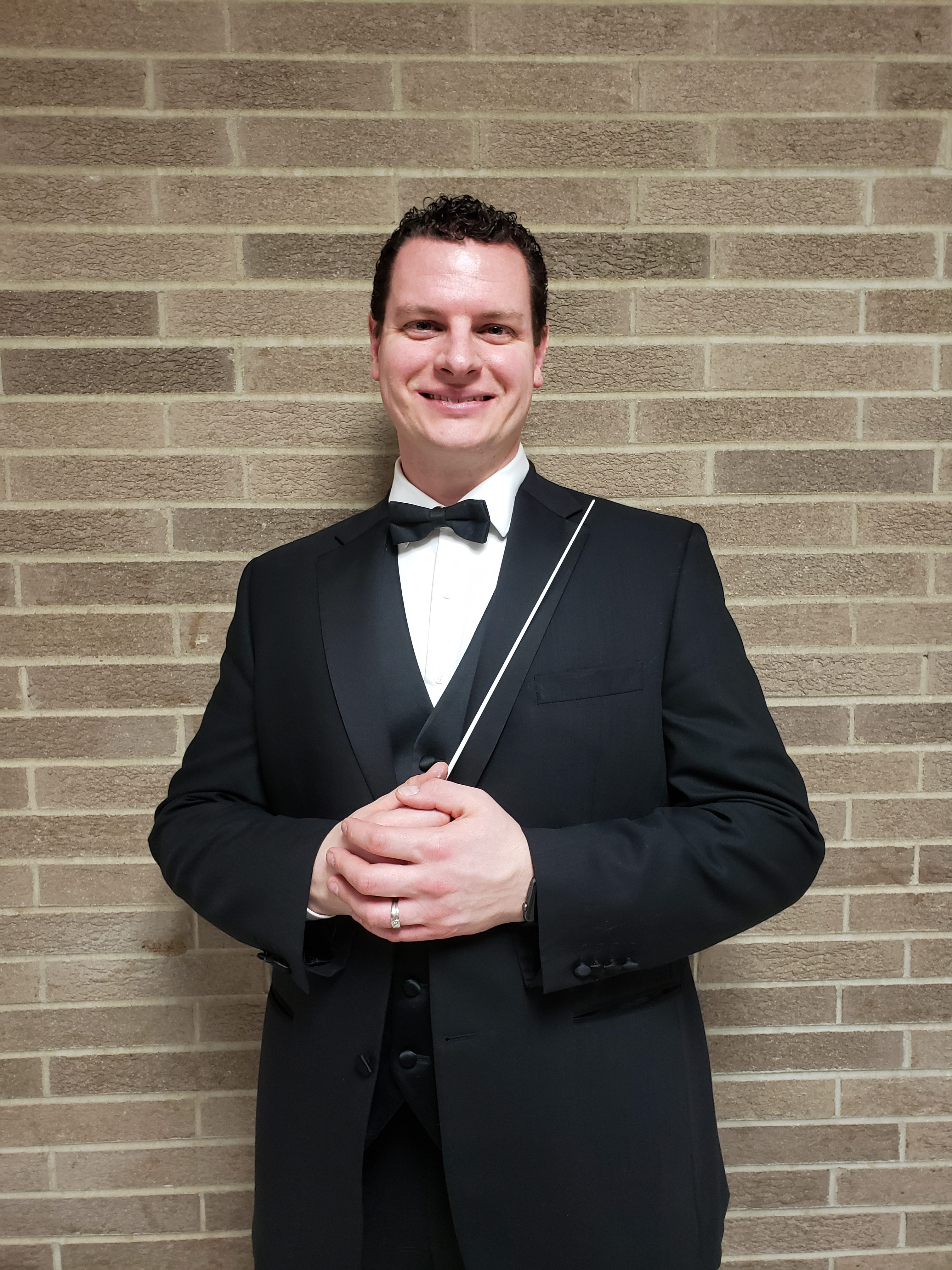 Chris Anderson, Conductor of the FSWE